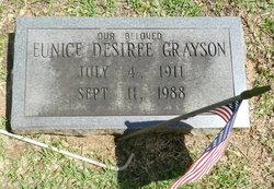 Eunice Desiree Grayson
