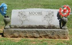 Bertha Ella Moore