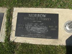 Ronald T (Terry) Morrow