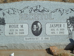 Rosie M. Jerry <i>Feske</i> Bechtol