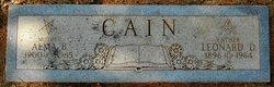 Leonard D. Cain
