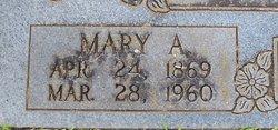 Mary A. <i>Key</i> Barfield