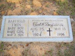 Twin Boy Barfield