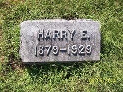 Harry Earnest Agee