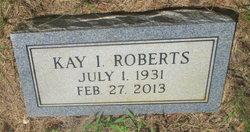 Kay Ingram Roberts