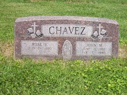 Rose V Chavez