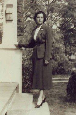 Ruby Ethel <i>Loftin</i> Burton