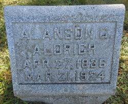 Alanson G. Aldrich