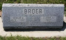 Clara Elizabeth Broer