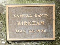 Samuel David Kirkham