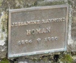 Jessamine Raymond Homan