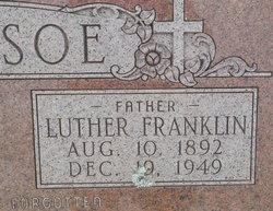 Luther Franklin Bledsoe