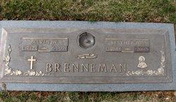 Esther Naomi <i>Smeltzer</i> Brenneman