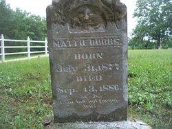 Mattie Dobbs