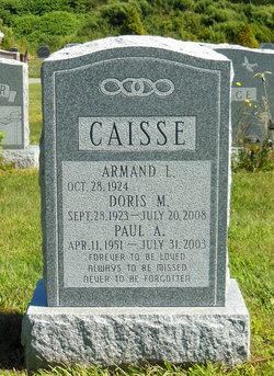 Doris M Dot <i>Samson</i> Caisse