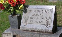 Omie Belle <i>Dykes</i> Andrews