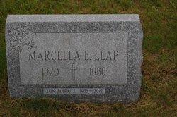 Mrs Marcella <i>Barber</i> Leap