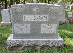 Abraham Abe Feldman