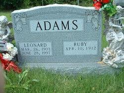 Ruby Adams