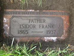 Isidor Frank