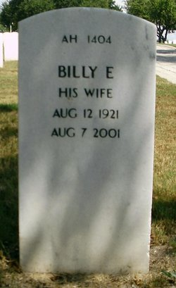 Billy Evelyn <i>Smith</i> Armstrong