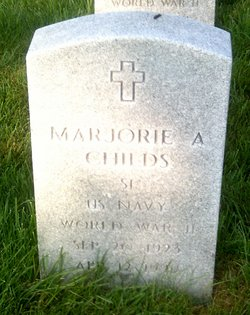 Marjorie A <i>Howland</i> Childs