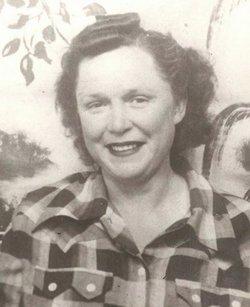 Minnie Belle <i>Essary</i> Hutchinson