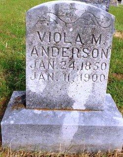 Viola M. <i>Murray</i> Anderson