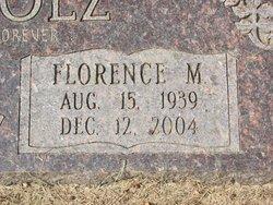 Florence M. <i>Newman</i> Rebholz