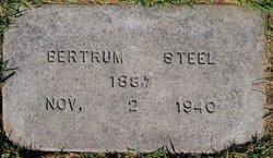 Bertram Steel