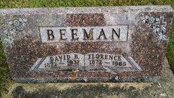 Florence Mary <i>Glick</i> Beeman