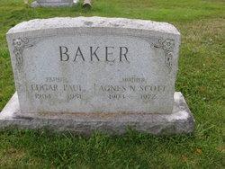 Edgar Paul Baker