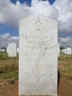 Franklin Earl Haines