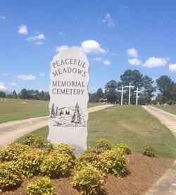 Peaceful Meadows Memorial Cemetery