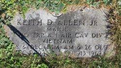 WO Keith Dobson Allen, Jr