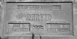 Jack Davis Markin