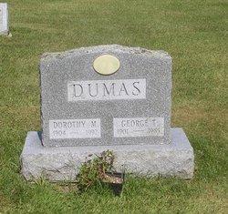 George T Dumas