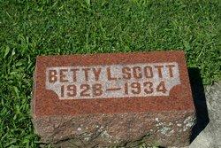 Betty L. Scott