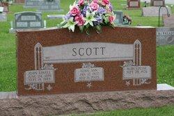 Edna Ann <i>Groover</i> Scott