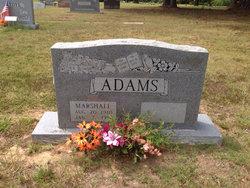 Marshall Adams
