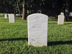 John Clark Calhoun