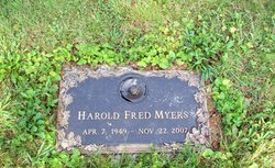 Harold Fred Myers, Jr