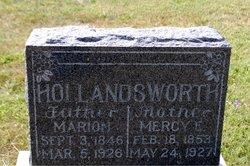 Mercy Emily <i>Bird</i> Hollandsworth