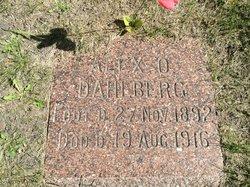 Alex O Dahlberg