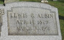 Lewis Gordon Albin