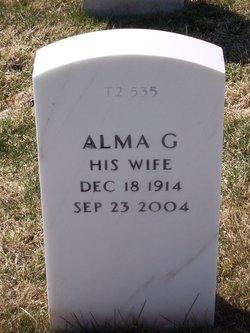 Alma G Patterson