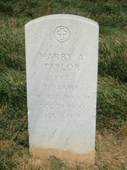 Harry A Taylor