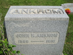 John Richard Ankrom