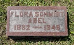 Flora <i>Schmidt</i> Abel