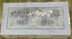 Myrtle Nevada <i>Marshall</i> Crandall